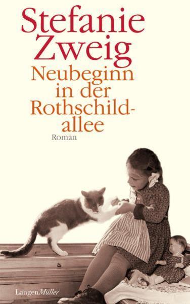 Neubeginn in der Rothschildallee - Coverbild