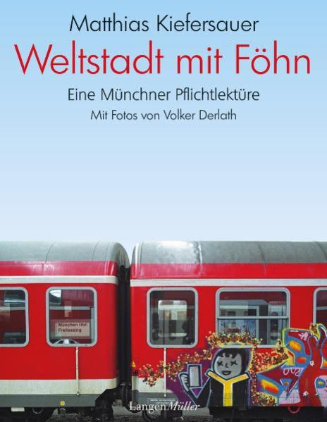Weltstadt mit Föhn - Coverbild