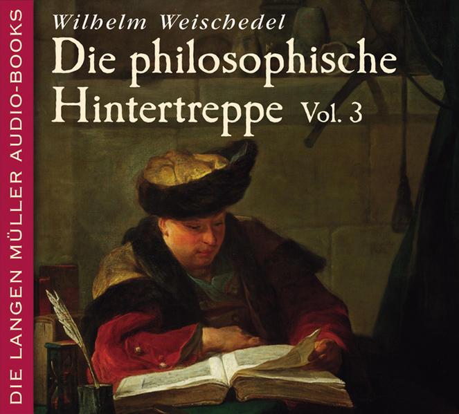 Die philosophische Hintertreppe, Vol. 3 - Coverbild