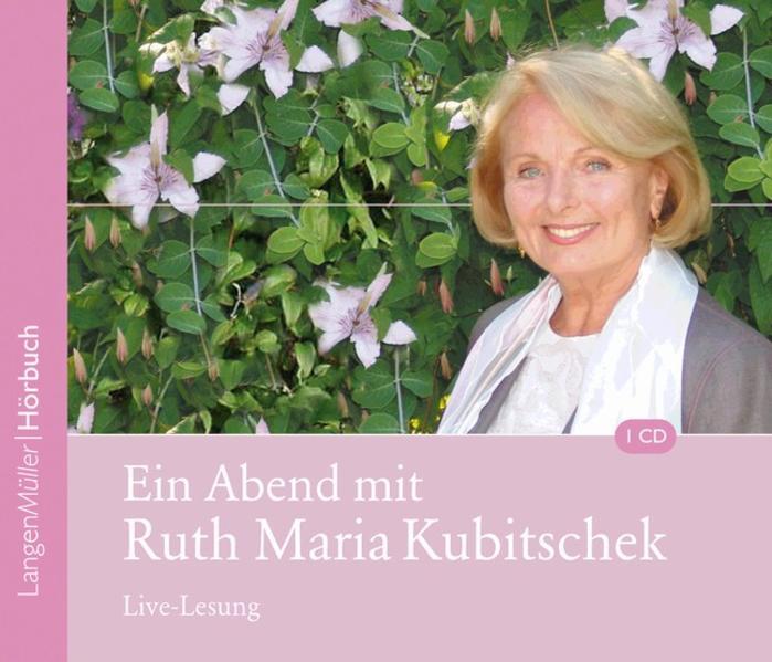 Ein Abend mit Ruth Maria Kubitschek (CD) - Coverbild
