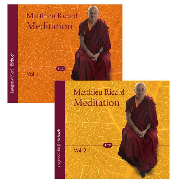 Meditation, Vol. 1 u. 2 - Coverbild