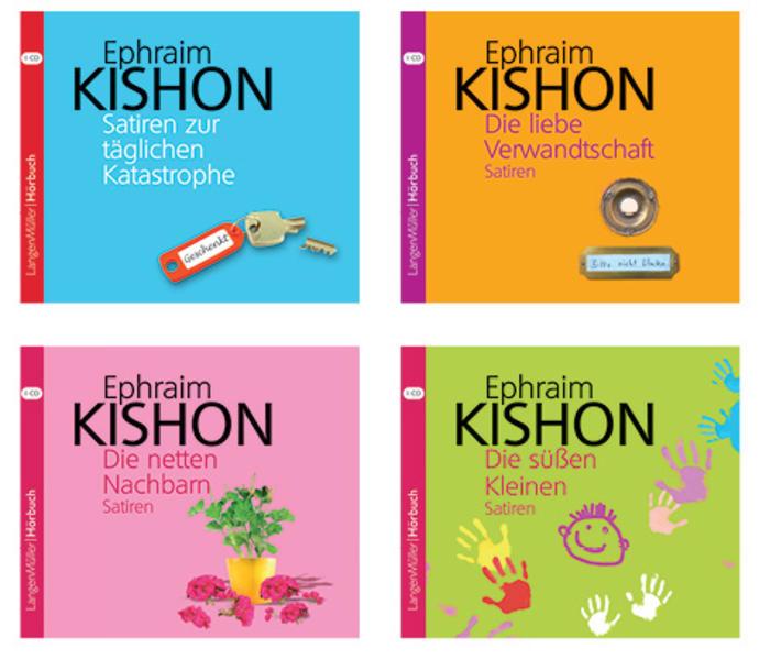 Kishon ist Kult (CD) - Coverbild