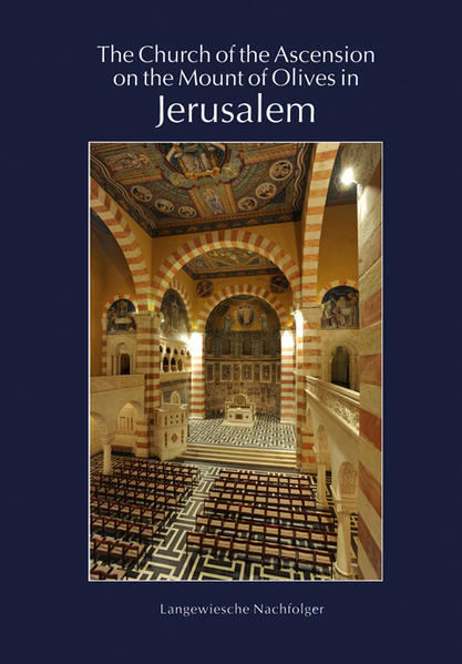 The Church of the Ascension on the Mount of Olives in Jerusalem - Coverbild