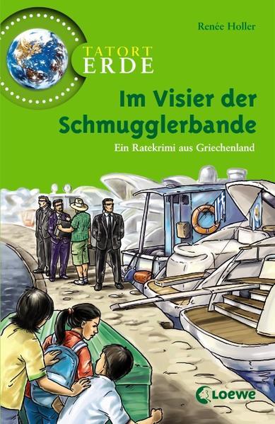 Im Visier der Schmugglerbande - Coverbild