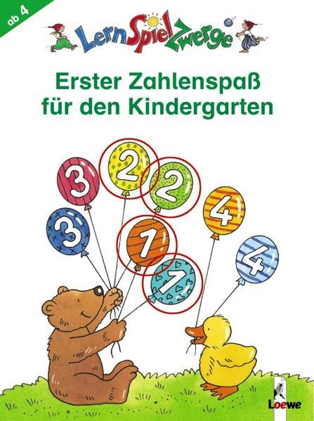 Erster Zahlenspaß für den Kindergarten Epub Herunterladen