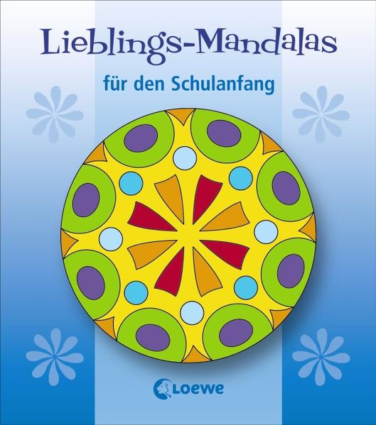 Lieblings-Mandalas für den Schulanfang - Coverbild