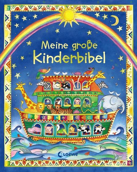 Meine große Kinderbibel - Coverbild
