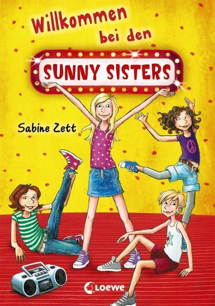 Willkommen bei den Sunny Sisters - Coverbild