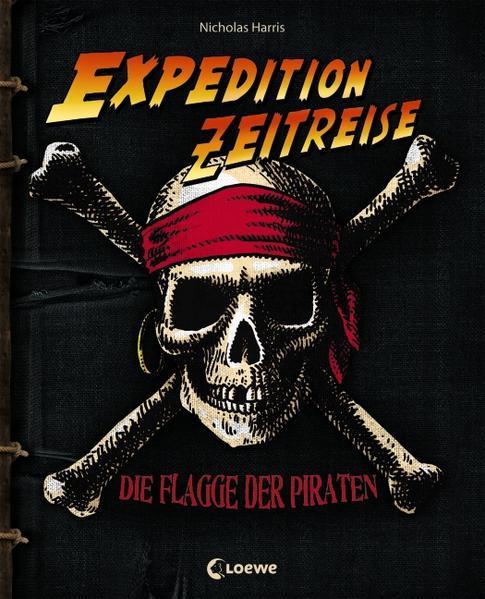 Die Flagge der Piraten - Coverbild