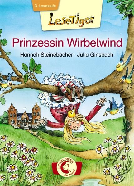 [Hörbuch] Lesetiger - Prinzessin Wirbelwind - Hannah Steinebacher Kostenloses Hörbücher in Deutsch Sprache