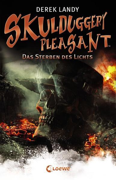 Skulduggery Pleasant – Das Sterben des Lichts Epub Kostenloser Download