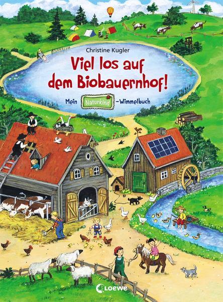 Viel los auf dem Biobauernhof! Epub Herunterladen