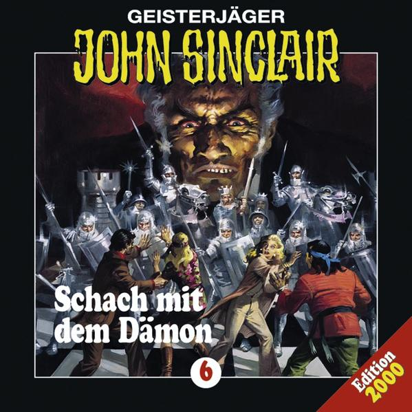 John Sinclair - Folge 6 - Coverbild