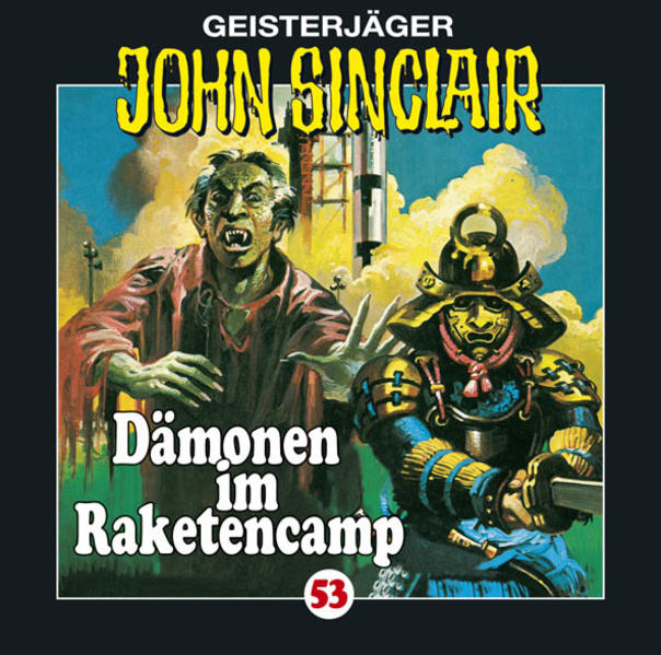 John Sinclair - Folge 53 - Coverbild