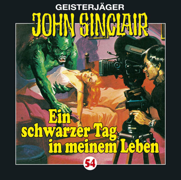 John Sinclair - Folge 54 - Coverbild