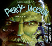 Percy Jackson - Teil 1 Cover