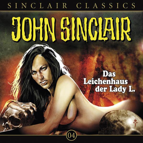 John Sinclair Classics - Folge 4 - Coverbild