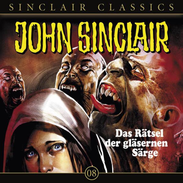 John Sinclair Classics - Folge 8 - Coverbild