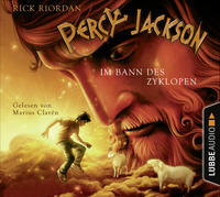 Percy Jackson - Teil 2 Cover