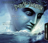 Percy Jackson - Teil 3 Cover