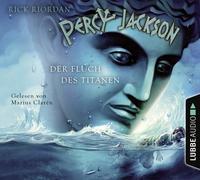 Percy Jackson - Teil 3 Cover