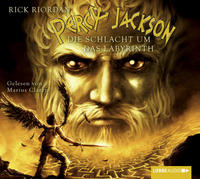 Percy Jackson - Teil 4 Cover