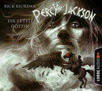 Percy Jackson - Teil 5 Cover