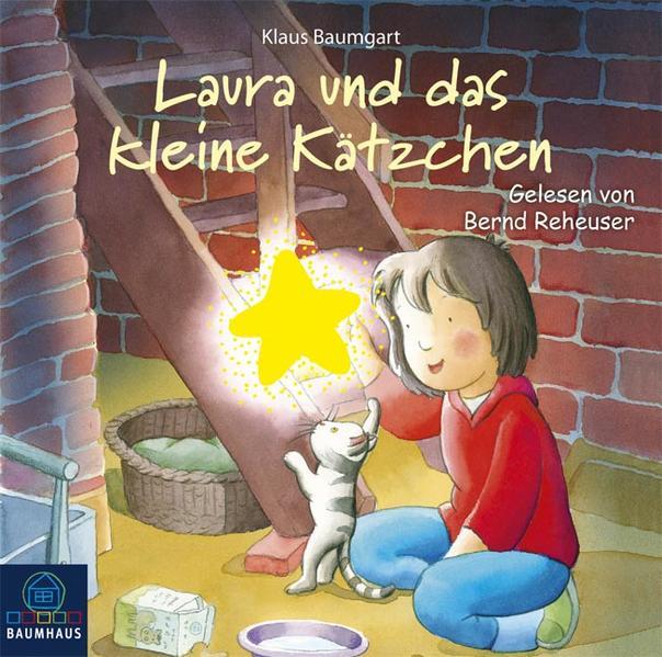 Laura und das kleine Kätzchen - Coverbild