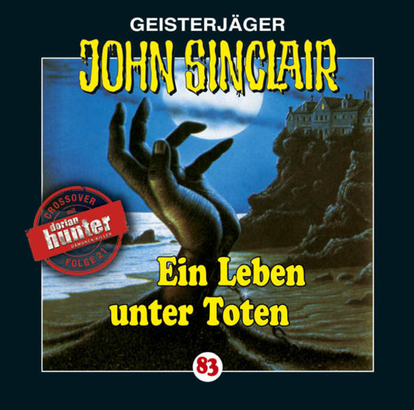 John Sinclair - Folge 83 - Coverbild