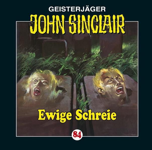 John Sinclair - Folge 84 - Coverbild