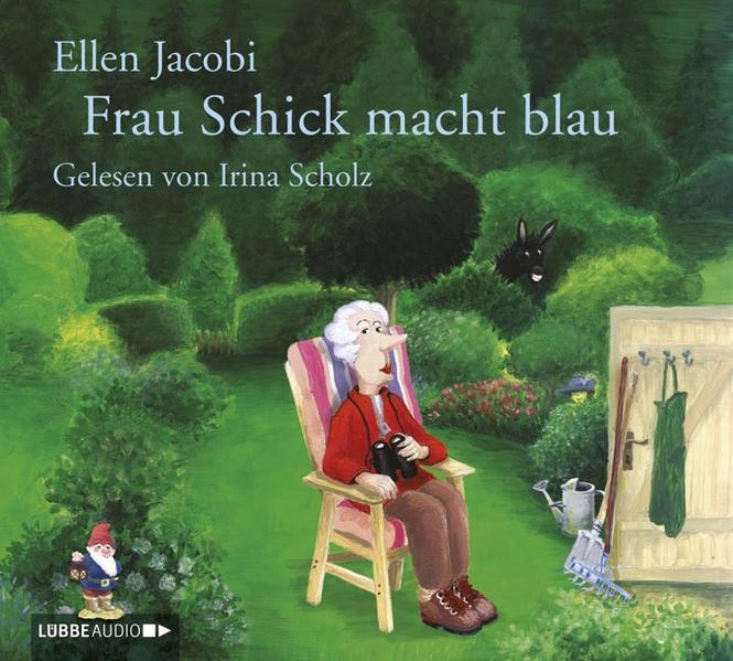 Frau Schick macht blau - Coverbild
