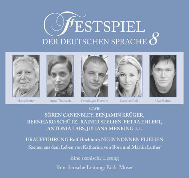 Epub Free Festspiel der deutschen Sprache 8 Herunterladen