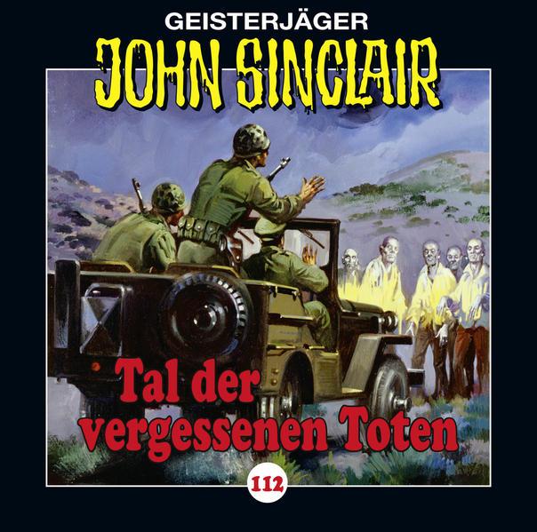 John Sinclair - Folge 112 - Coverbild
