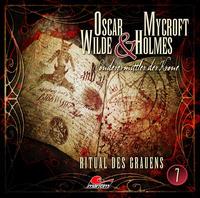 Oscar Wilde & Mycroft Holmes - Folge 07 Cover