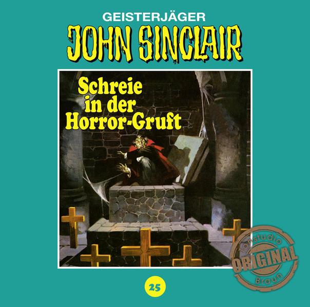 John Sinclair Tonstudio Braun - Folge 25 - Coverbild