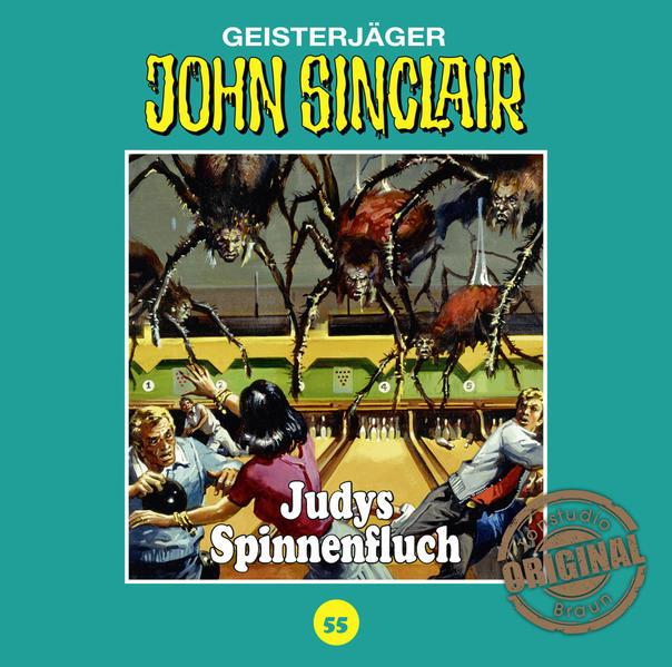 John Sinclair Tonstudio Braun - Folge 55 - Coverbild
