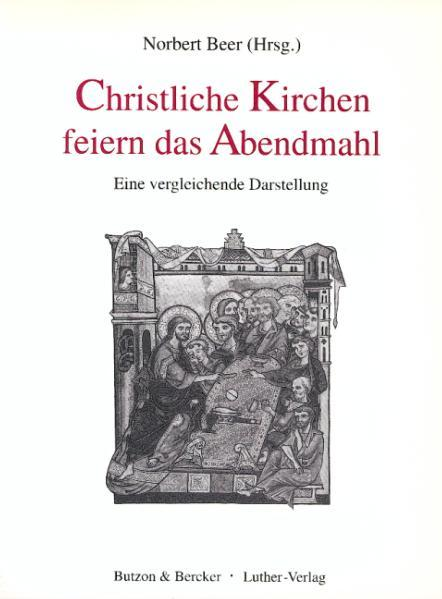 Christliche Kirche feiern das Abendmahl - Coverbild