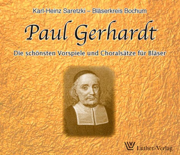 Paul Gerhardt - Coverbild
