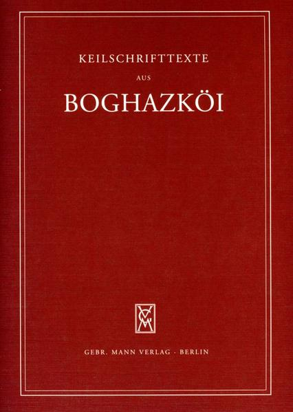 Tafelkatalog, Inventare u.a. - Coverbild