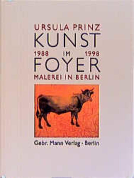 Kunst im Foyer - Coverbild