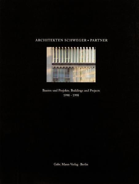 Architekten Schweger + Partner - Coverbild