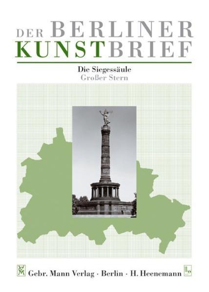 Die Siegessäule. Grosser Stern - Coverbild