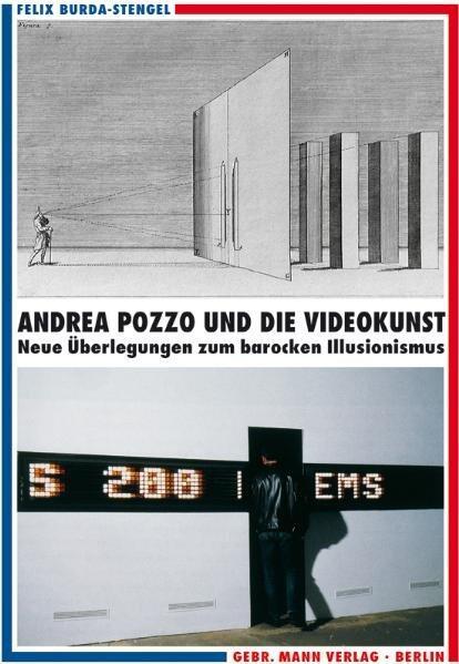 Andrea Pozzo und die Videokunst - Coverbild