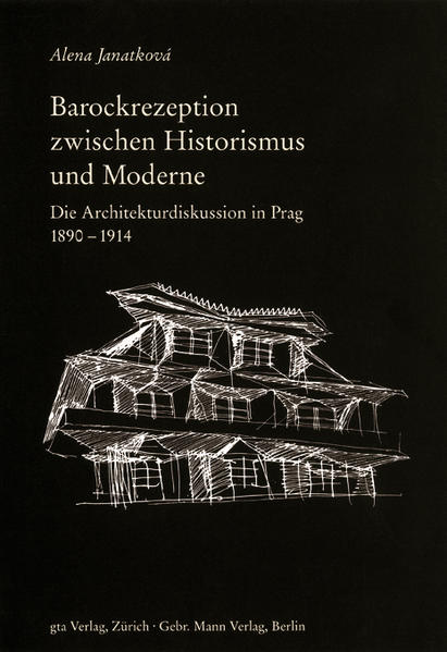 Barockrezeption zwischen Historismus und Moderne - Coverbild