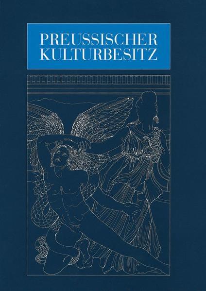 Jahrbuch Preussischer Kulturbesitz - Coverbild