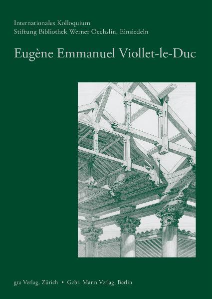 Eugène Emmanuel Viollet-le-Duc - Coverbild