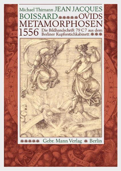 Jean Jacques Boissard: Ovids Metamorphosen 1556 - Coverbild