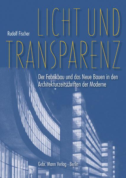 Licht und Transparenz - Coverbild