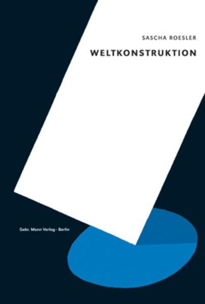 Weltkonstruktion - Coverbild