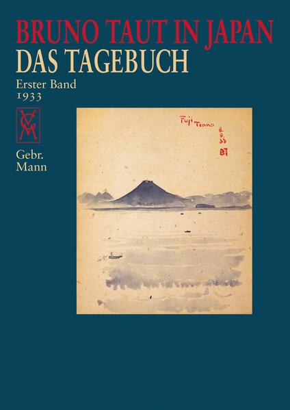Bruno Taut in Japan - Coverbild